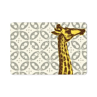 Thomas Paul Bazaar Giraffe Tray (Set of 3)