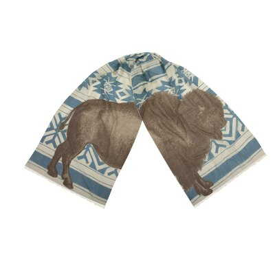 Thomas Paul Bison Wool Scarf