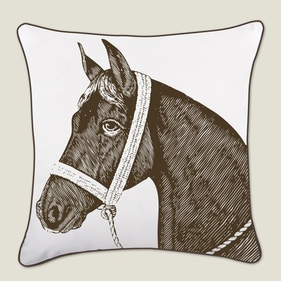Thomas Paul Horse Accent Pillow