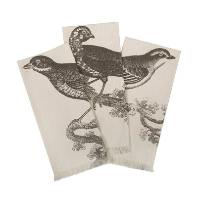 Ornithology Hand Towel