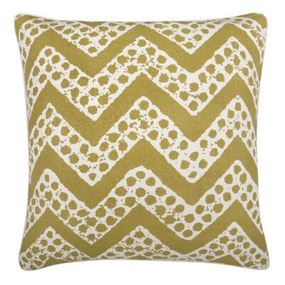 Thomas Paul Fragments Chevron Pillow