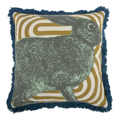 Thomas Paul Menagerie Bunny Pillow