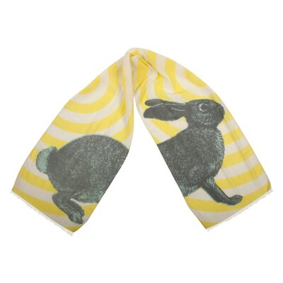 Thomas Paul Bunny Wool Scarf