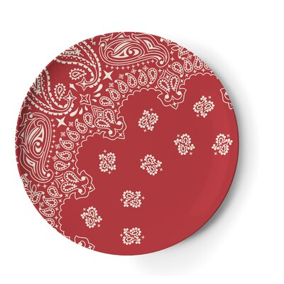 Thomas Paul Ranchero Dinner Plate (Set of 4)