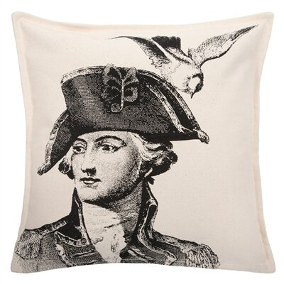 "Thomas Paul 18"" Man/Dove Pillow"