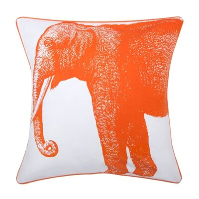 "Thomas Paul 18"" Elephant Pillow"