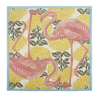 Thomas Paul Flamingo Napkin