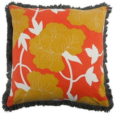 "Thomas Paul 22"" Roses Pillow"