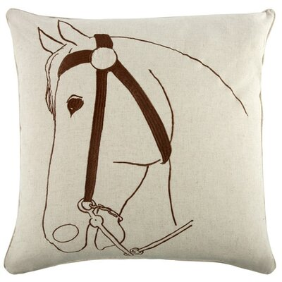 "Thomas Paul 22"" Thoroughbred Pillow"