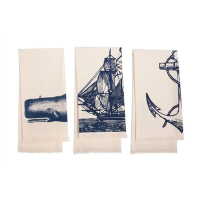 Thomas Paul Seafarer Hand Towel (Set of 3)