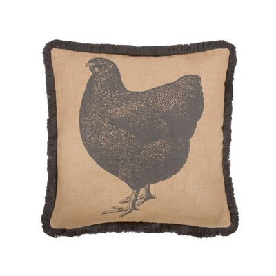 "Thomas Paul 18"" Hen Pillow"