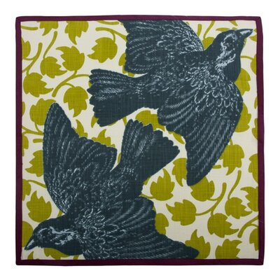 Bird Napkin (Set of 4)