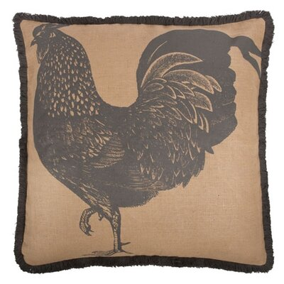"Thomas Paul 26"" Rooster Pillow"