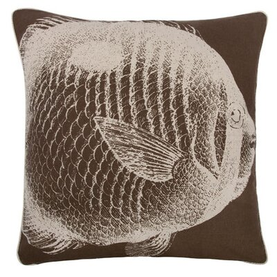 "Thomas Paul 22"" Fish Pillow"