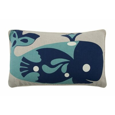 Whale 12x20 Pillow