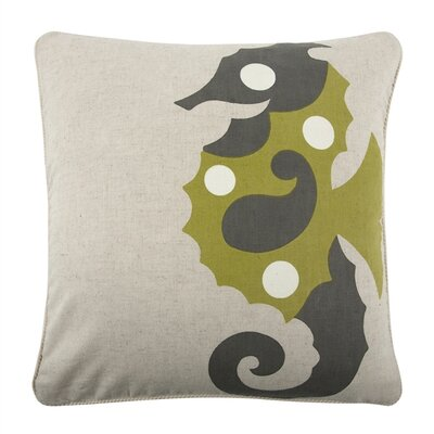 "Thomas Paul 18"" Seahorse Pillow"
