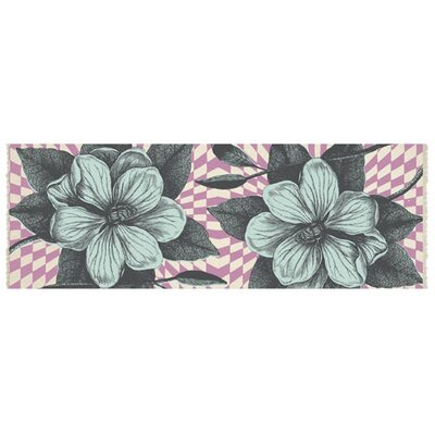 Thomas Paul Flower Scarf