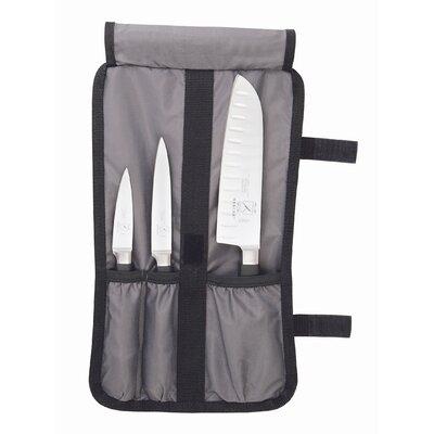 Mercer Cutlery Genesis 4 Piece Forged Knife Starter Set