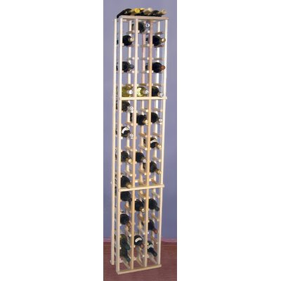 Wine Cellar Innovations Country Pine 63 Bottle Wine Rack