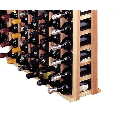 Wine Cellar Innovations Country Pine 66 Bottle Wine Rack
