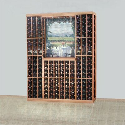 Wine Cellar Innovations Designer Series 168 Bottle Wine Rack
