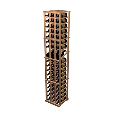 Wine Cellar Innovations Designer Series 57 Bottle 3 Column Individual with Display Wine Rack
