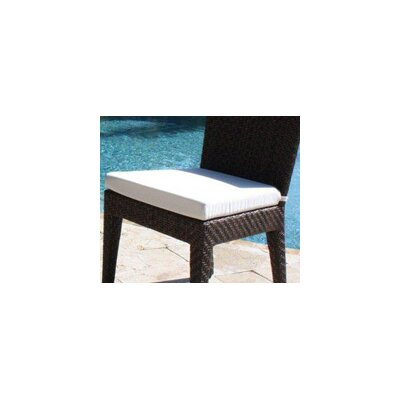 Hospitality Rattan Soho Dining Side Chair Cushion