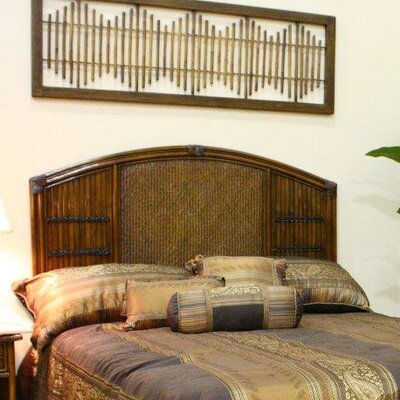 Hospitality Rattan Polynesian Panel Bedroom Collection