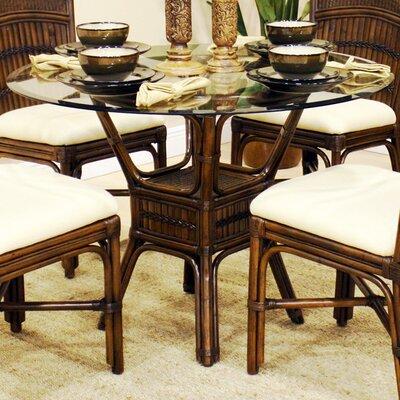 Polynesian Dining Table
