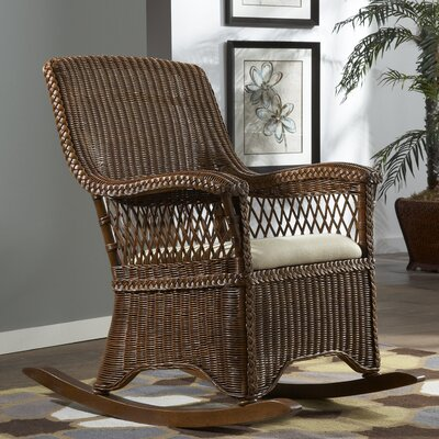 Hospitality Rattan Wicker Rocking Chair
