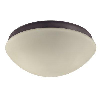 Hunter Fans Low Profile Two Light Outdoor Ceiling Fan Light Kit Reviews Wayfair