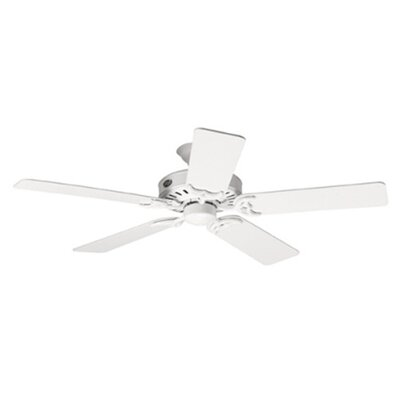 "Hunter Fans 52"" Summer Breeze 5 Reversible Blade Ceiling Fan"