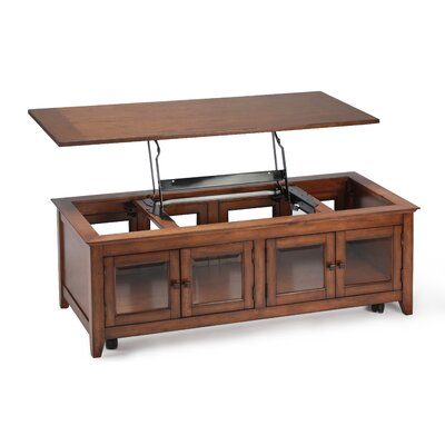 Magnussen Harbor Bay Coffee Table With Lift Top Reviews Wayfair
