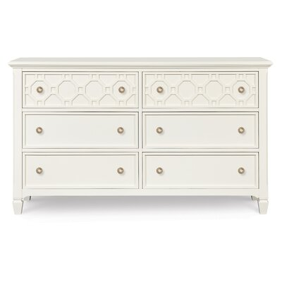 Magnussen Furniture Cameron 6 Drawer Dresser