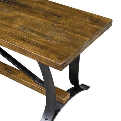 Magnussen Furniture River Ridge Wood Kitchen Bench