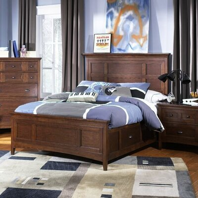 Riley Panel Bed
