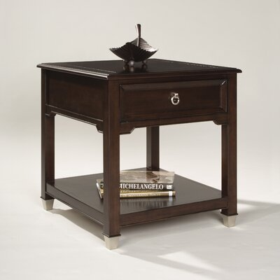 Magnussen Furniture Darien End Table