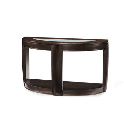 Ino Demilune Console Table