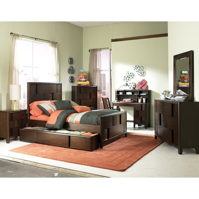 Magnussen Furniture Twilight Panel Bed