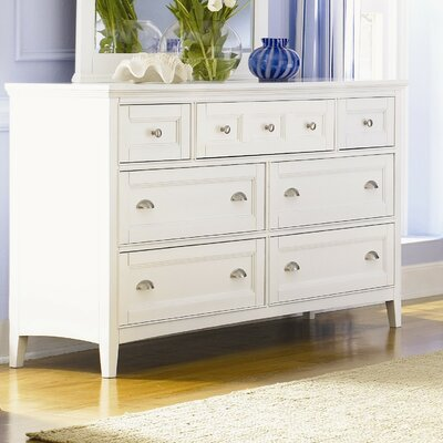 Kentwood 7 Drawer Double Dresser