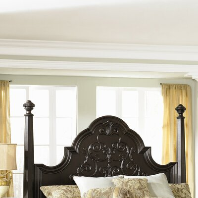 Magnussen Furniture Vellasca Panel Headboard