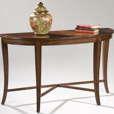 Kingston Demilune Console Table