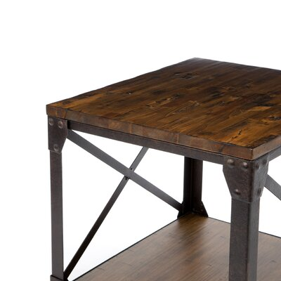 Magnussen Furniture Pinebrook End Table