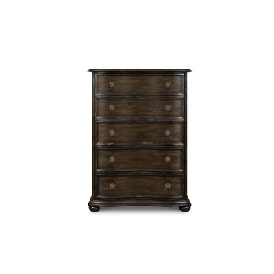 Muirfield 5 Drawer Chest