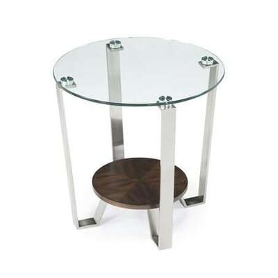 Magnussen Furniture Pollock End Table