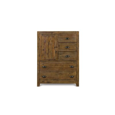 Magnussen River Ridge 5 Drawer Gentleman's Chest