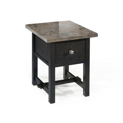 Magnussen Furniture Hinshaw End Table