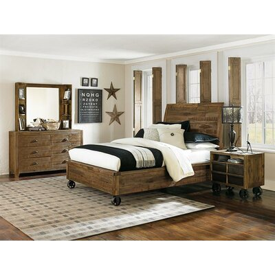 Magnussen Furniture Braxton Panel Bedroom Collection