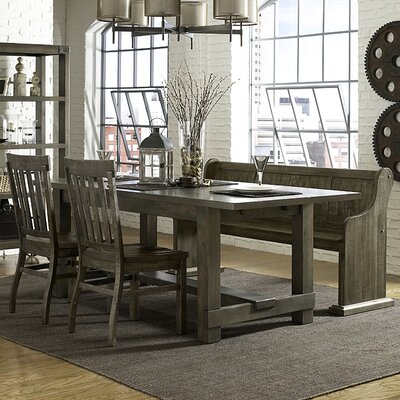 magnussen karlin 4 piece dining set allmodern