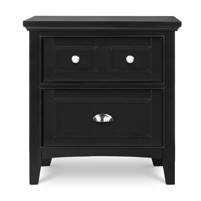 Magnussen Furniture Bennett 2 Drawer Nightstand